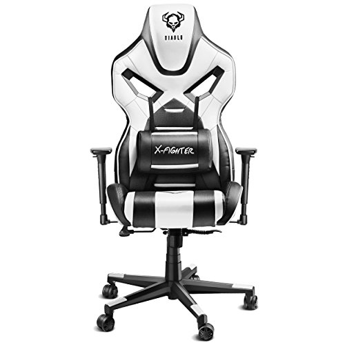 Diablo X-Fighter Gaming Stuhl Bürostuhl, verstellbare ...