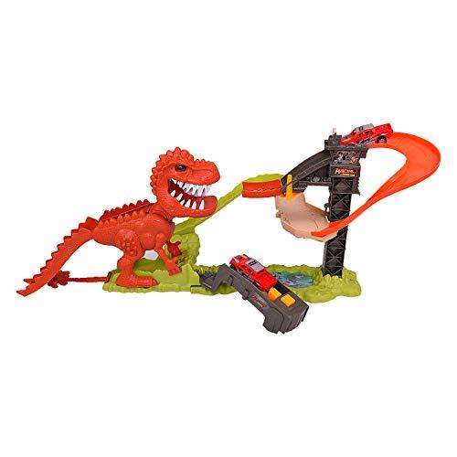 Smartcraft Dinosaur Orbital Car, Dinosaur Track Car Orbital Slot Toy Car