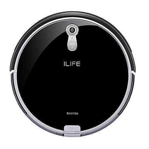 ILIFE A8 Robot Aspirapolvere con Una Telecamera di Navigazione Panoramica, Ricarica Automatica, con...