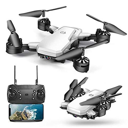 teakilly Drone Trasmissione HD 1080P della Fotocamera, velivolo a Quattro rotori a 360 °, Rotta...