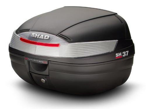 SHAD D0B37100 Top Case 37 L Noir Brut SH- 37