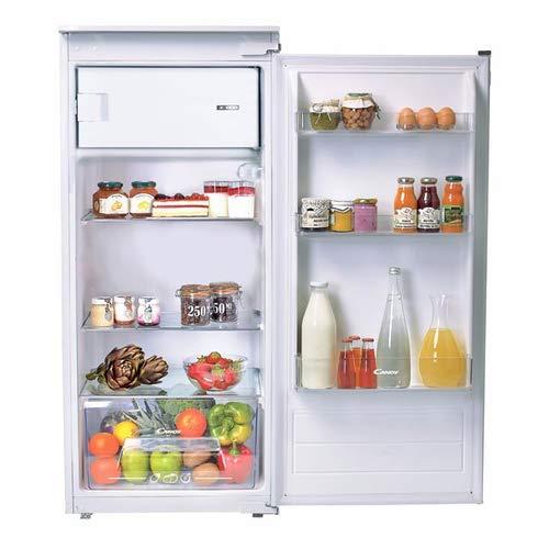 Candy CIO 225 NE Built-in 179L A+ White combi-fridge - Combi-Fridges (Built-in, White, Right, 179 L,...
