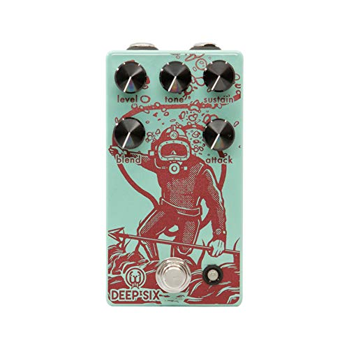 Walrus Audio Deep Six V3 · Guitar Effect