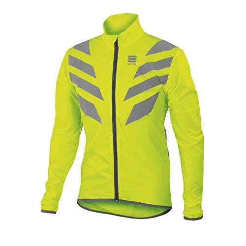 SPORTFUL-Reflex Jacket, Colore: Giallo, Argento, Taglia XS