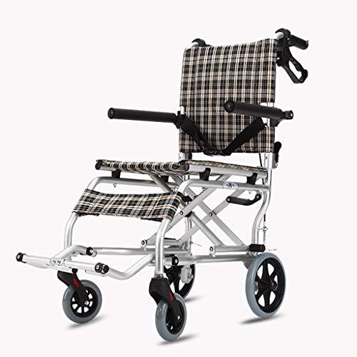 Trolley Carrozzina per Anziani Carro per disabili Anziani Carriola Piccola Carrello Spesa...