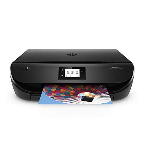 HP ENVY Photo 4527 All-in-One - Impresora multifunción (Inyección de tinta A4, Wi-Fi, Imprime, Escanea, Copia, pantalla LCD, USB 2.0, 4ppm, 360 MHz), Negro