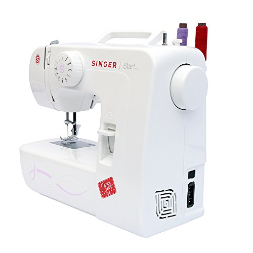 Singer 1306 Start Sewing Machine, White, 35 x 18 x 29 cm