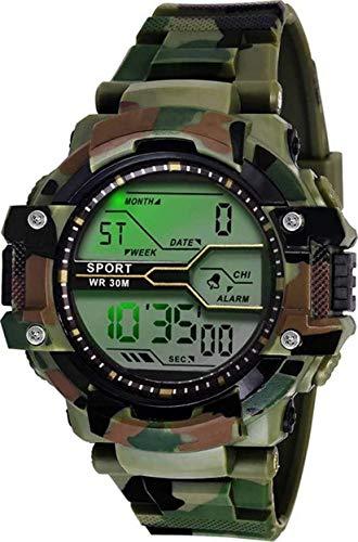 Happy Deals Army Digital Black Dial Sports Men's Watch for - Boys