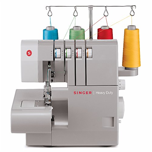 Singer 14HD854 Pro Speed Overlock Machine with 2 Year Warranty