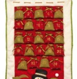 'Advent Amici di neve » Calendario