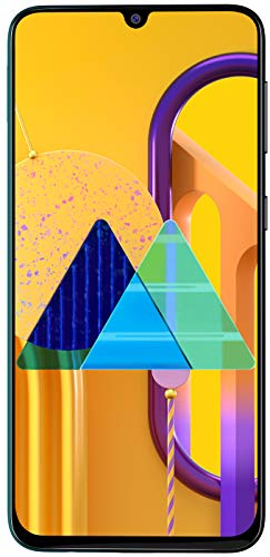 Samsung Galaxy M30s (Opal Black, 6GB RAM, Super AMOLED Display, 128GB Storage, 6000mAH Battery)