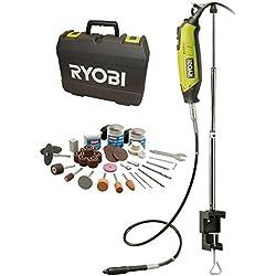 Ryobi rotationswerkzeug inklusive 115-teilig Zubehör Typ EHT150V, 5133000754