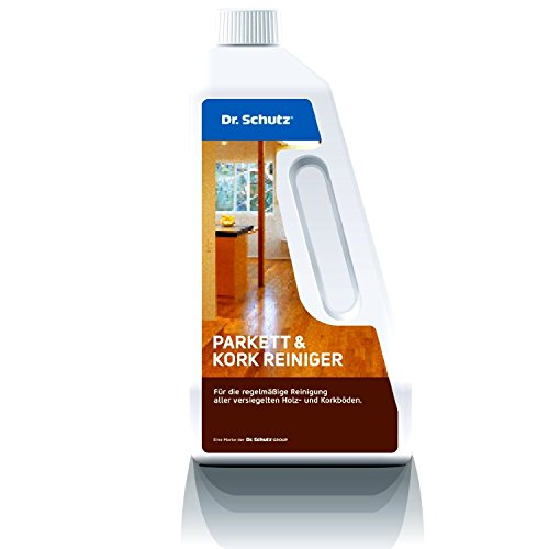 CC Dr. - Detergente protettivo per pavimenti in parquet e sughero detergente, 750 ml
