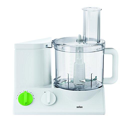Braun 0X22011001 Robot da Cucina, 800 W, Bianco