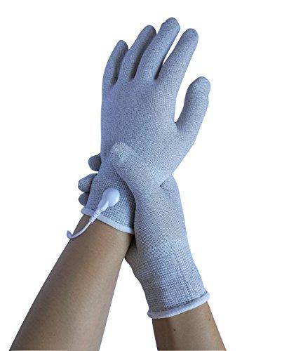 Mikrostrom TENS Massage Handschuhe für Beauty Gesicht oder Körper - 2