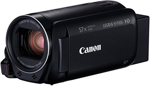 Canon LEGRIA HF R806 Videocamera Digitale Compatta, Nero
