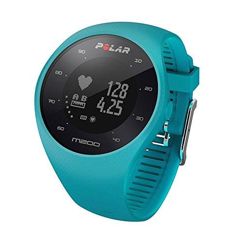 f9566f910008 Polar M200 M200-Reloj de Carrera con GPS y frecuencia cardíaca en la ...
