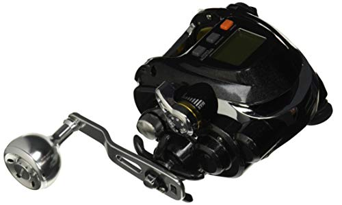 Bobina da pesca elettrica KGN 6 cuscinetti, misura 500