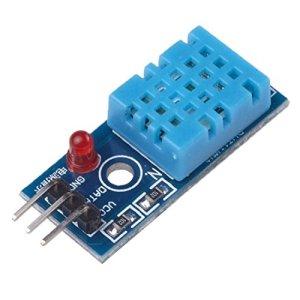 41w6qN3%2BdrL - Ecloud Shop® Nueva Temperatura y Humedad Relativa Módulo Sensor DHT11 para Arduino