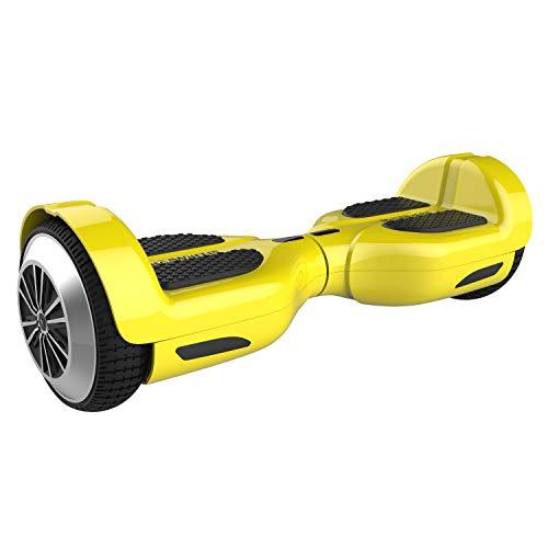 M MEGAWHEELS Autobilanciato Elettrico Balance Scooter in Offerta 6.5' Overboard Bambini con...