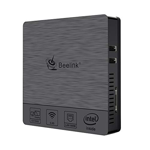 Beelink BT3Pro II Mini PC Computer Windows 10 4GB Ram 64GB eMMC Intel Atom x5-Z8350 Multi Media...