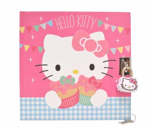 Hello Kitty - Diario Segreto con Lucchetto