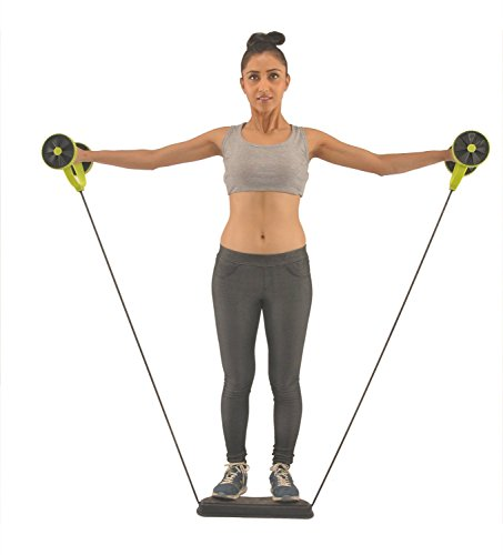 Bulfyss Home Total-Body Fitness Gym Extreme Abs Trainer Resistance Exerciser