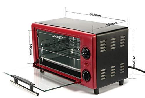 PANGU-ZC Piccolo Forno Elettrico della Macchina del Barbecue della Famiglia del Forno Piccolo...