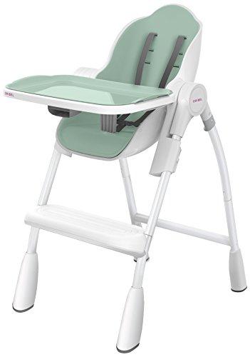 Oribel pieghevole reclinabile sedia alto basso, pistacchio