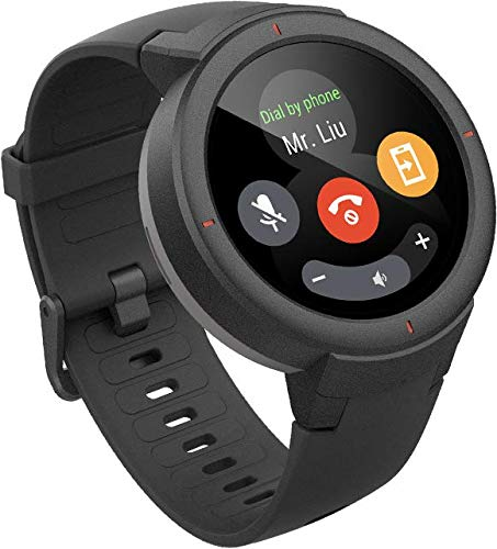 Xiaomi Amazfit Verge Orologio Sportivo Blu Touch Screen 360 x 360 Pixel Bluetooth