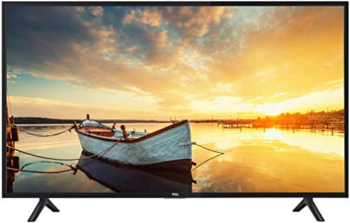 TCL 101.6 cm (40 inches) 40S62FS HD Smart LED TV (Black)