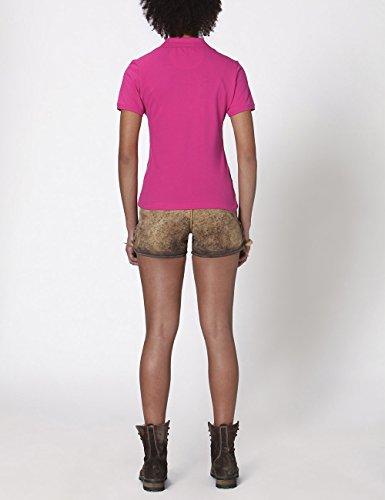 Stockerpoint Damen Poloshirt Shirt Rana, Rosa (Pink), 34 -