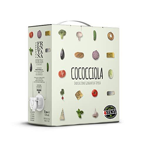 Bag in Box Bianco Terre di Chieti 'Frentano' 5 Litri - Cantina Frentana