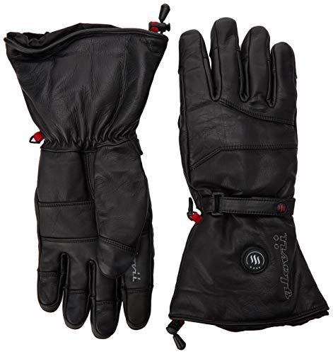 Glovii GS5 - Guantes de esquí para Hombre, Color Negro