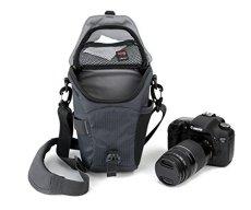 Vanguard Adaptor 15Z - Bolsa Zoom, Color Negro y Gris