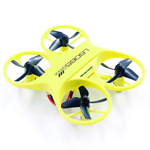 HONGIRT L6065 Mini RC Quadcopter Infrared Drone Controlled Aircraft 2.4GHz con Regalo di Compleanno...