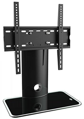 RICOO Supporto da Tavolo per TV Montaggio FS303-B Staffa per televisore Base Piatto piedistallo...