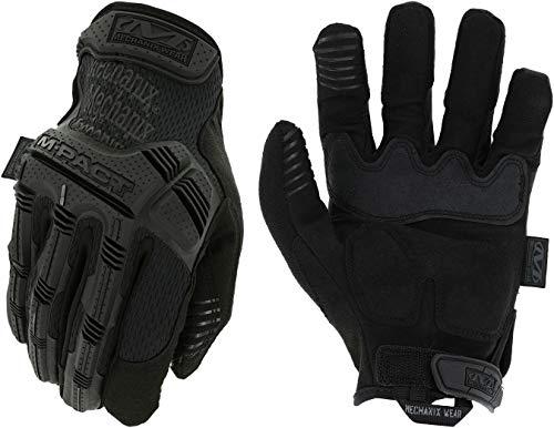 Mechanix Wear - M-Pact Covert Gants (Small, Noir)