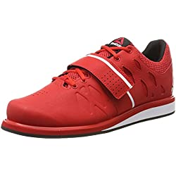 Reebok Lifter Pr, Chaussures de Fitness Homme, Rouge (Primal Red/Black/White), 46 EU