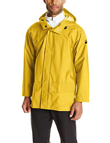 Helly Hansen Workwear - Giacca Impermeabile - Uomo, L, Light Yellow