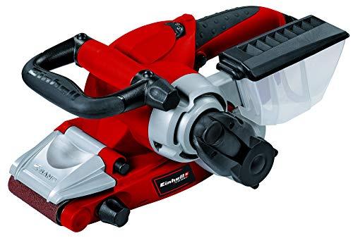 Einhell 4466230 RT-BS 8540E Levigatrice a Nastro, 850 W, Rosso
