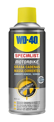 Aceite moto WD-40 Grasa Cadenas Moto