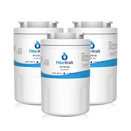 FilterKraft FK-3013A - Cartuccia filtro interno compatibile per frigoriferi e congelatori General...