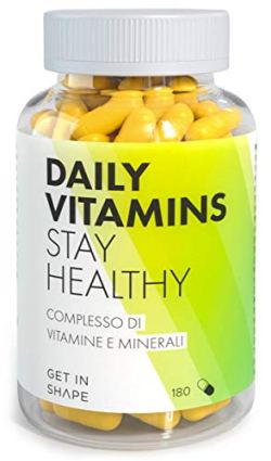 Integratore multivitaminico e multiminerale vegano