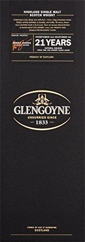 Glengoyne Single Malt Whisky 21 Jahre (1 x 0.7 l)