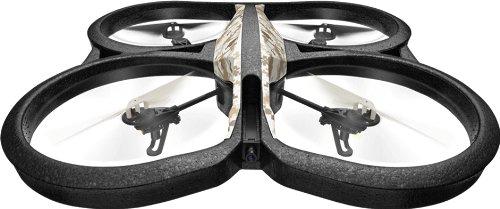 Parrot AR.Drone 2.0 Quadricottero GPS Edition con Registratore di volo GPS
