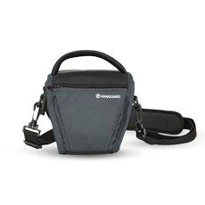 Vanguard Vesta Start 12Z - Bolsa Zoom para cámara Evil o CSC y Accesorios, 13x10x12cm, Color Negro y Gris