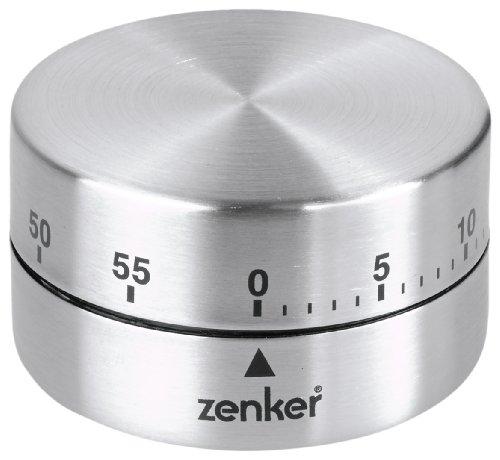 Zenker 41936 Kurzzeitwecker Zylinder, Patisserie