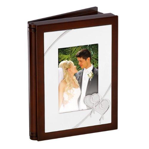 Lenox True Love Silver Plate Bookshelf Album