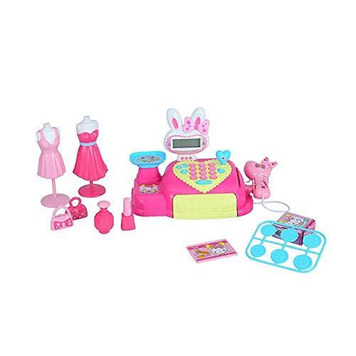 Smartcraft Cash Register Series , Pretend Play Set for Kids, Plastic Cash Register Toy, Cash Register for Children